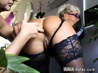 young slave nuisance lick hot mature