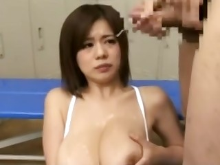 Horny porn video Big Tits hottest , all over a figure
