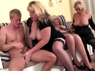 Grannies added to moms suck added to fuck young not their son