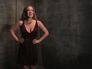 Blonde Anal Dildo Bondage Sexual intercourse P1 (More on TeenPornMaster)