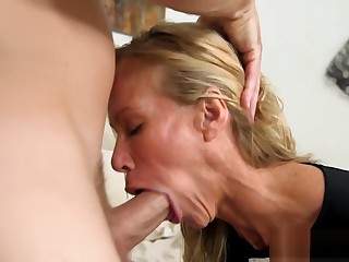 MILF is seduced and then fucked