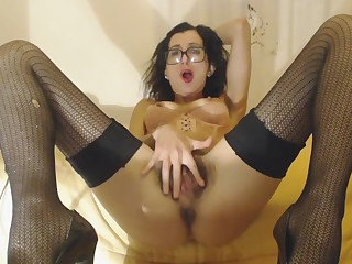 prudish dirty Italian milf