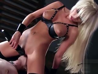 Rikki Six - Chastised Pussy Licker.