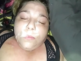 Kaci Stout Facial With an increment of Cum Swallow Cumshot Compilation Updated Version