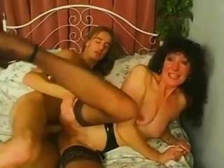 Mature old bag anal and multiple facials.